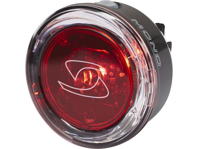 SIGMA SPORT Mono USB LED Rearlight med StVZO black